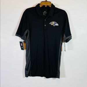 Nike Baltimore Ravens Polo